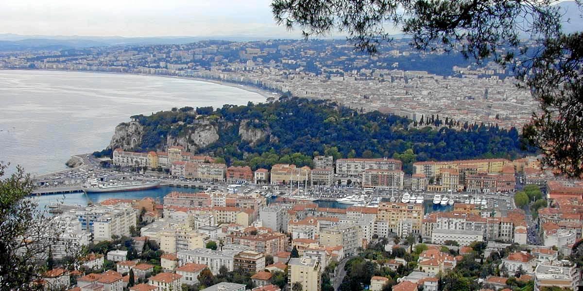 Ницца – столица Лазурного Берега