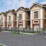 Виды недвижимости Франции: пентхаусы, таунхаусы и особняки