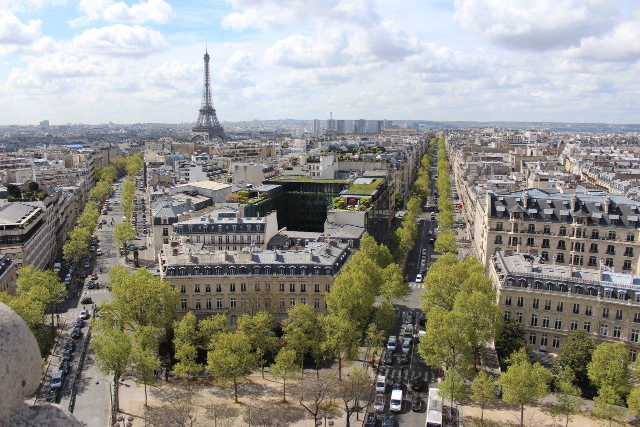 Покупка недвижимости в Париже