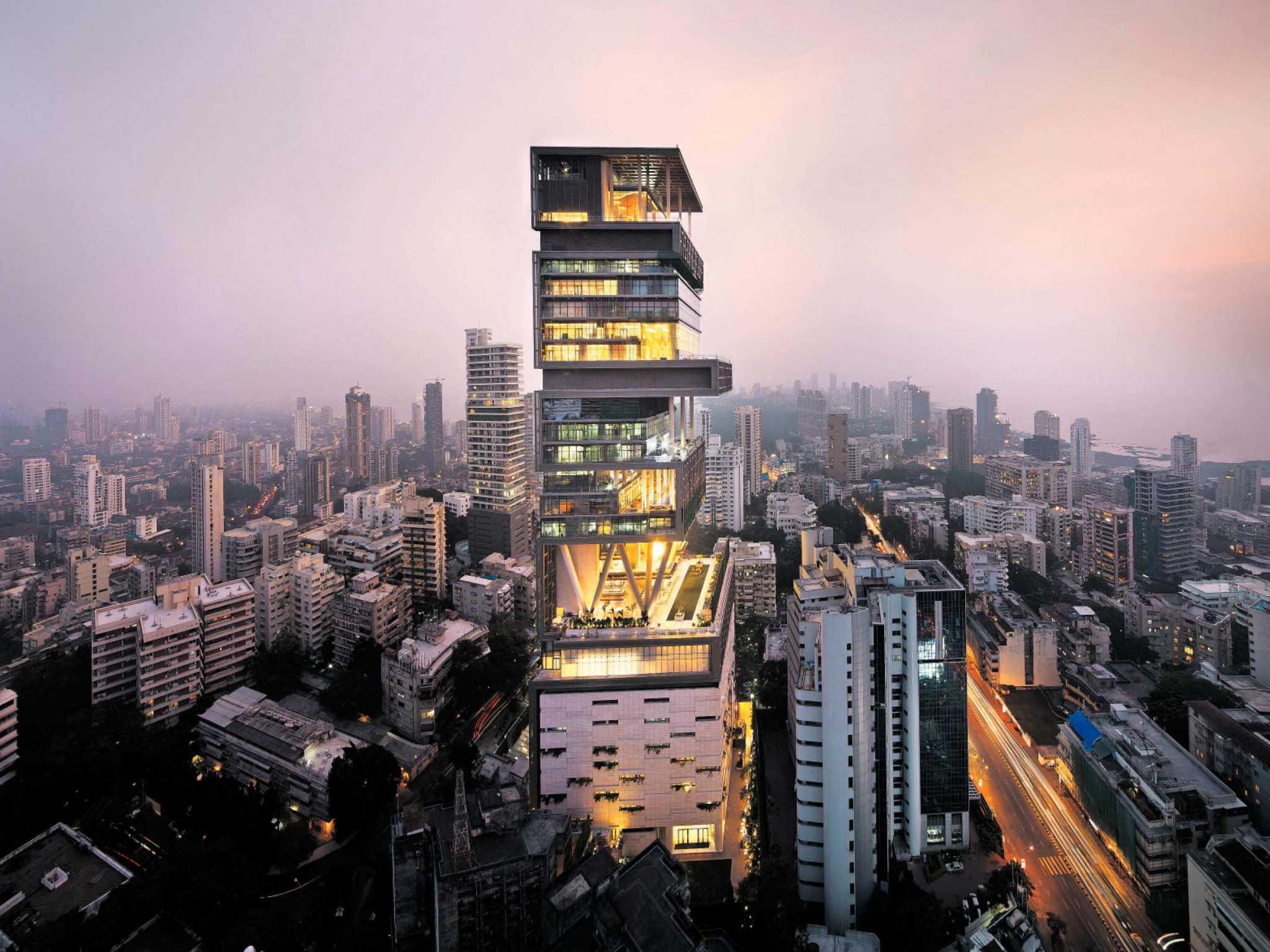 Самый дорогостоящий дом в мире