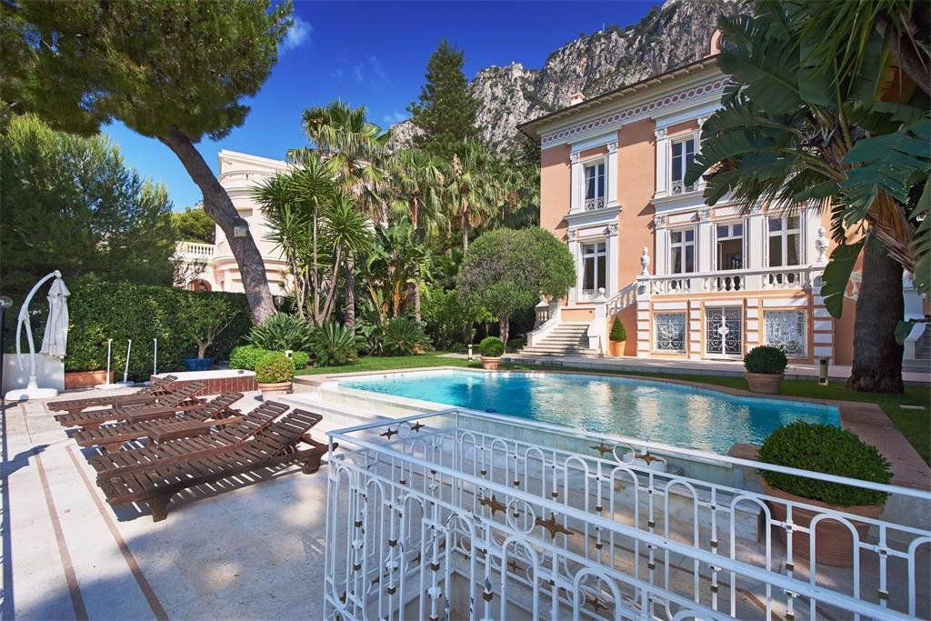 Недвижимость в Больё-сюр-Мер