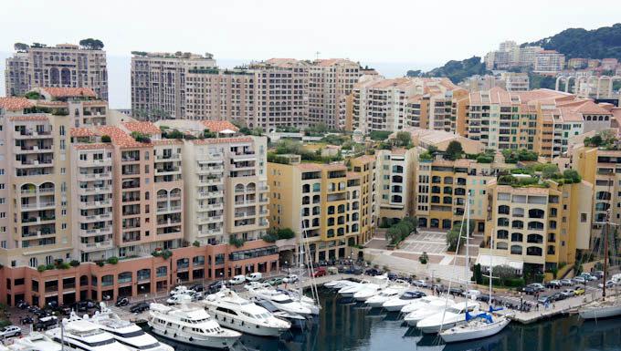 Квартиры в Монако