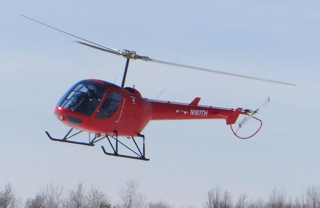 image003 1 - Вертолет ТН180 будет сертифицирован в конце текущего года