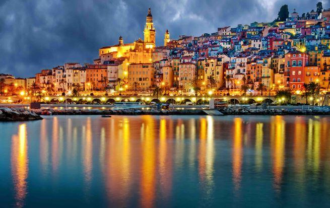 На Лазурном берегу Франции ожидается строительный бум