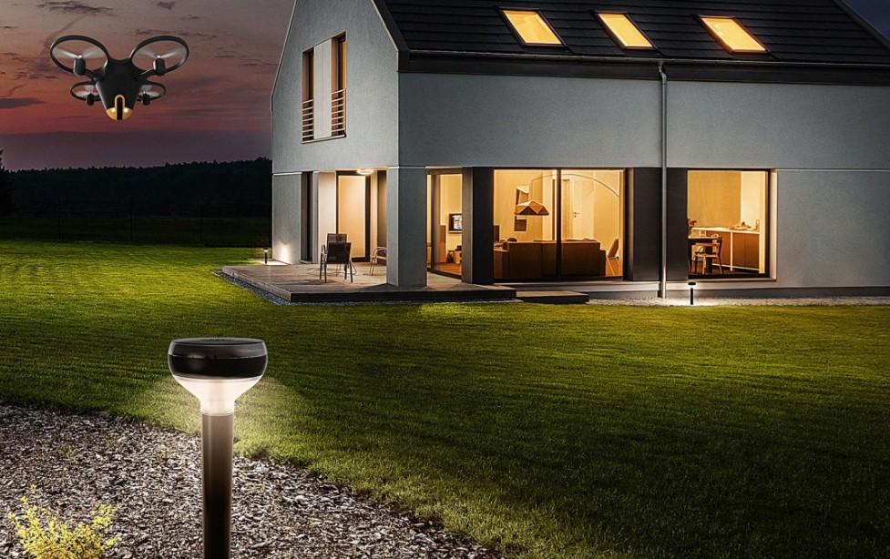 Дроны увеличивают продажи элитной недвижимости во Франции