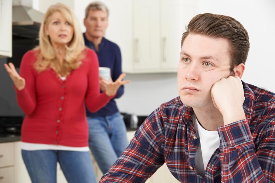 Каждый третий француз хочет остаться жить в доме родителей