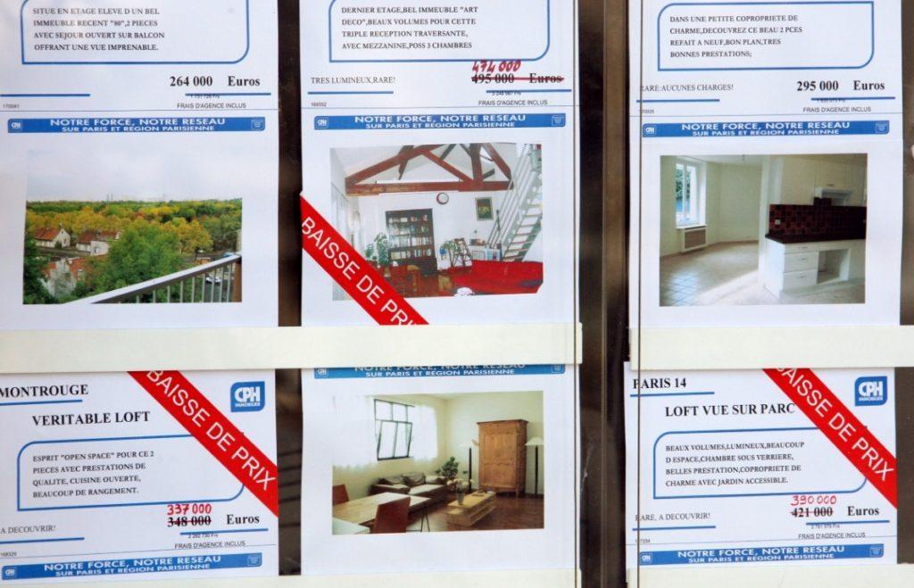 38% объявлений по аренде недвижимости в Париже и Лилле нарушают закон