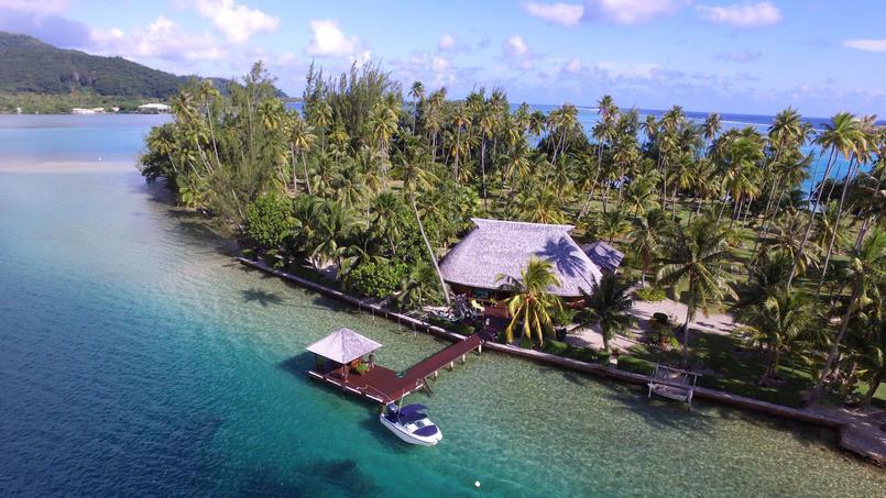 Остров Motu Tiano выставлен на продажу