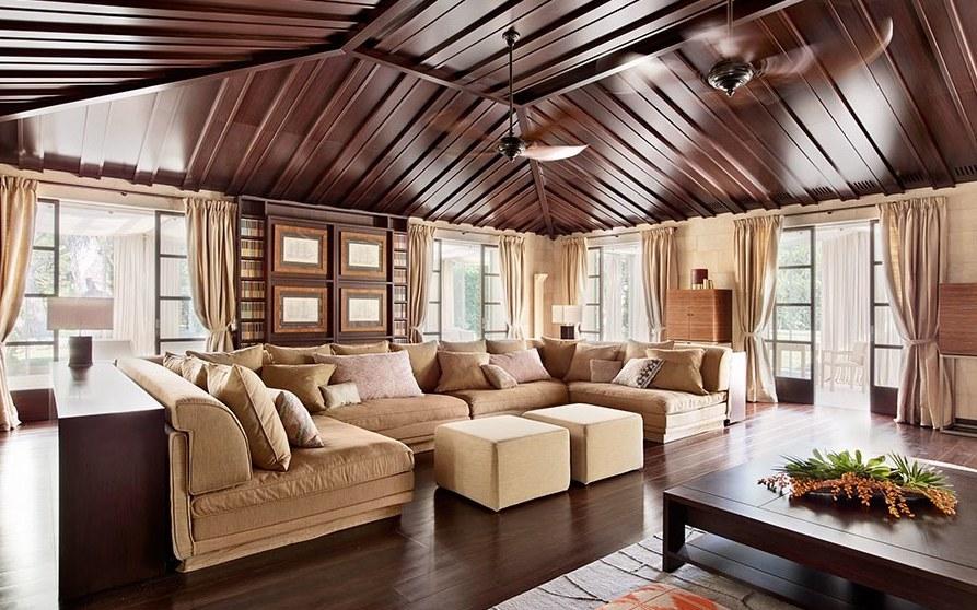 Вилла Армани в Сен-Тропе — одна из самых стильных в мире