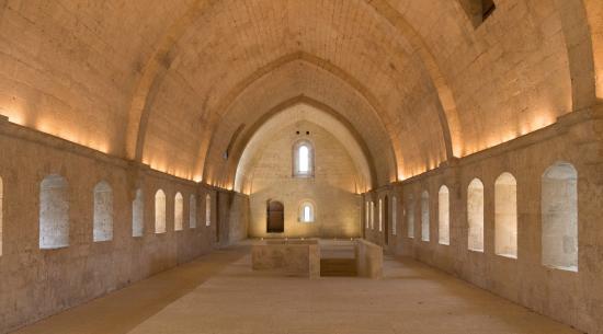 Аббатство Сильвакан (Abbaye de Silvacane)