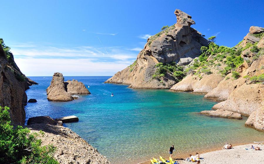 Пляжи и бухты в Ла Сьота