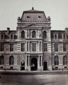 Реновация Парижа в XIX веке