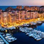 Жуан-ле-Пен, каникулы на берегу Средиземного Моря