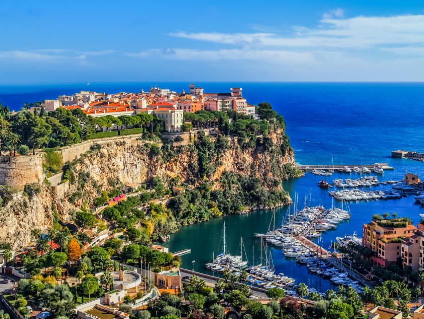 Недвижимость в Монако: «горячие точки»
