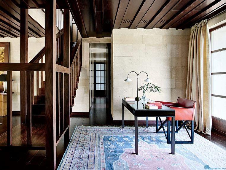 Вилла Армани в Сан-Тропе вошла в топ самых стильных звездных особняков
