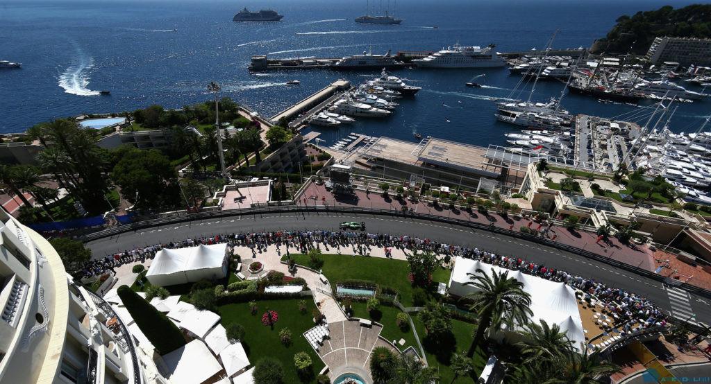 Гран-При 2017 в Монако «посетили» яхты стоимостью свыше 2 млрд евро