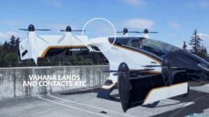 Компания Airbus презентовала беспилотное летающее такси