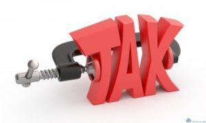 Рост налога на недвижимость замедлился