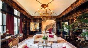 Дизайнер продает квартиру в Америке за 50 миллионов