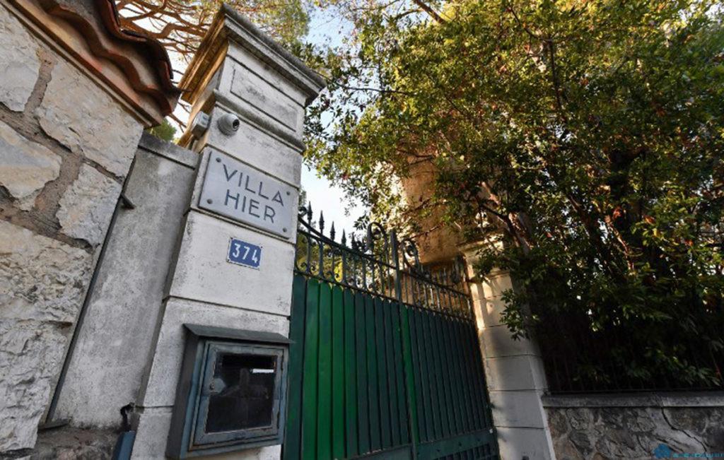 Роскошная вилла в Ницце оказалась в центре скандала