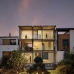 Дом с необыкновенным фасадом в Мёдоне