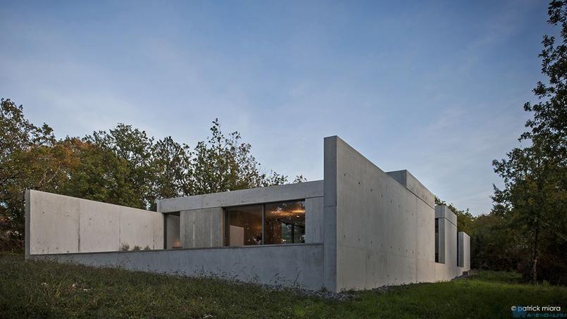 Во Франции в моду входит архитектурный брутализм