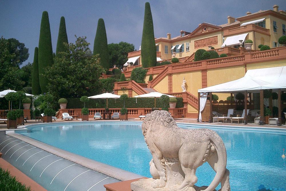 Один из самых дорогих домов в мире: Вилла Ла-Леопольда