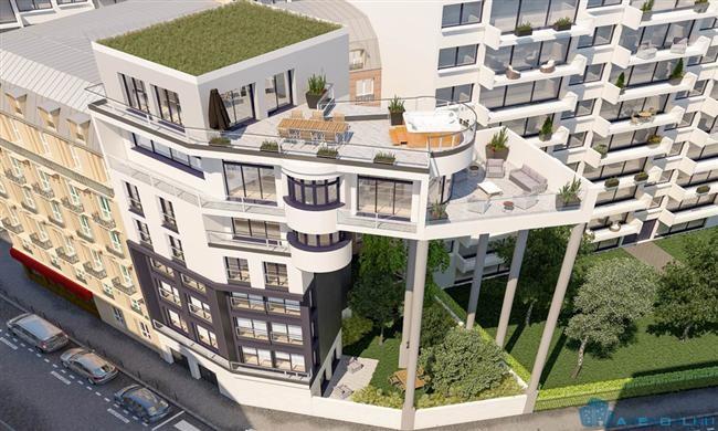 Дом на высоте 16-ти метров над землей от французских архитекторов