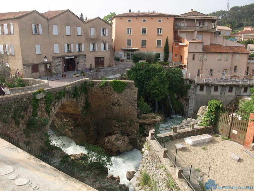 Фласан-сюр-Исоль, Прованс