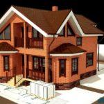 Самостоятельная постройка кирпичного дома