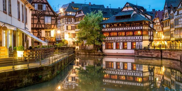 Обзор цен на недвижимость в средних и крупных городах Франции