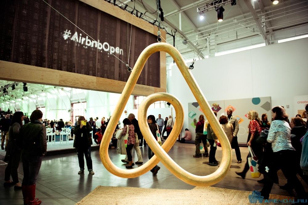 Платформа Airbnb заняла первое место в Европе