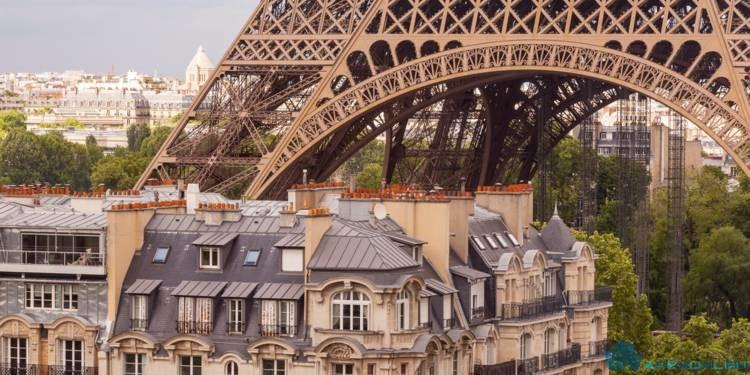 За 2017 год Франция установила новый рекорд по скорости продажи недвижимости