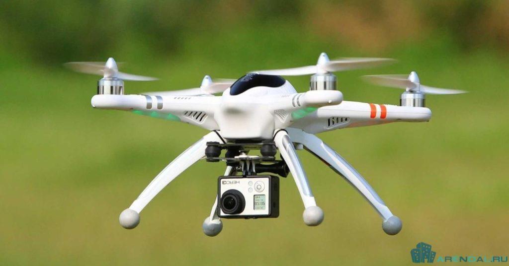 полиция использует дроны