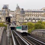 Париж займется обновлением станций метрополитена