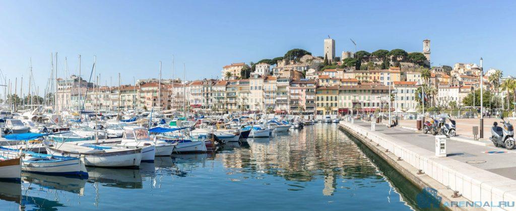 Три лучших места для покупки недвижимости на Французской Ривьере