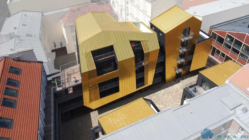 «Золотое» социальное жилье Франции