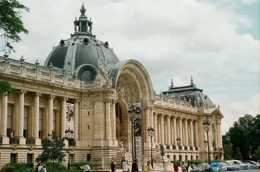 В 2023 году Grand Palais предстанем миру обновленным