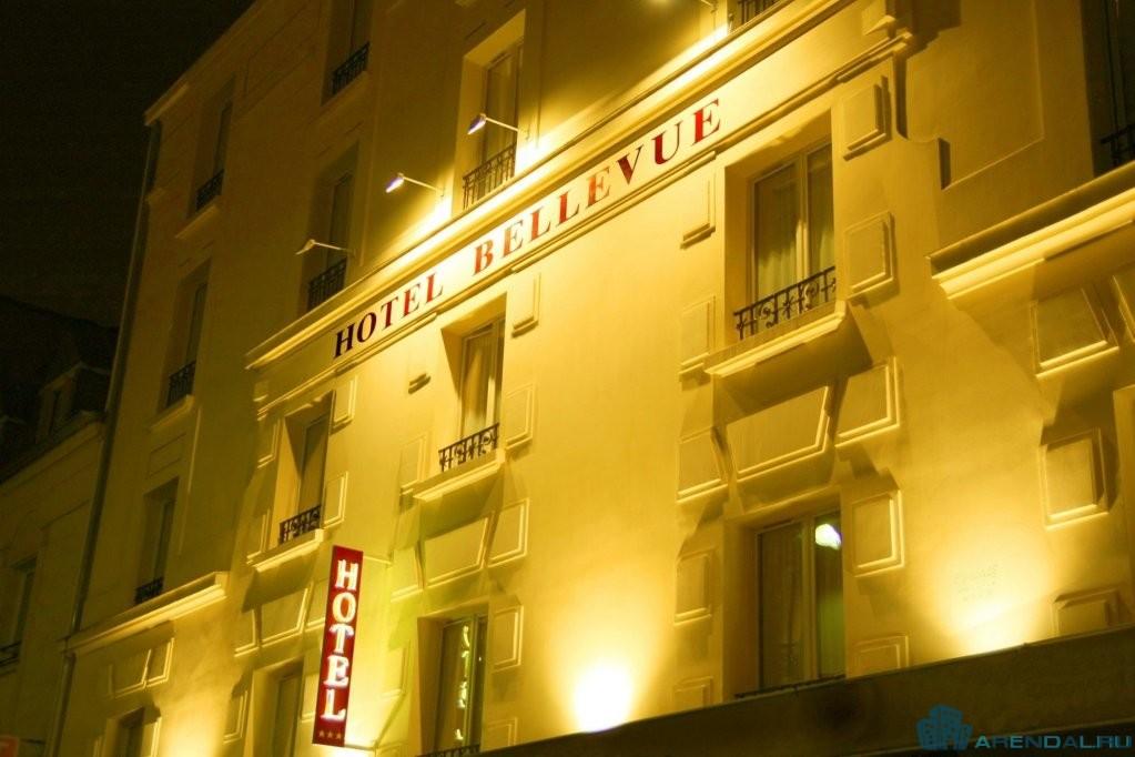 Французы протестуют против «Диких гостиниц»