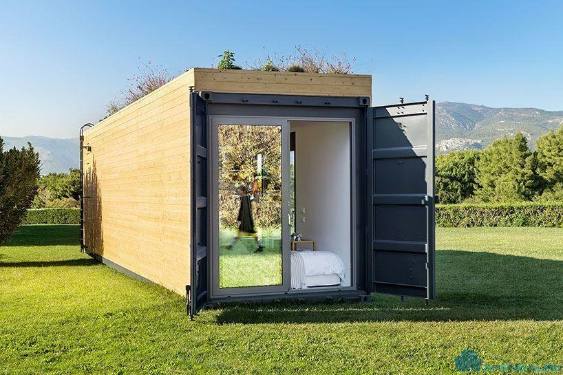 эко-дом, новые технологии