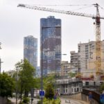 Во Франции произошел спад строительства новых домов