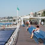Синие стулья – символ Ниццы