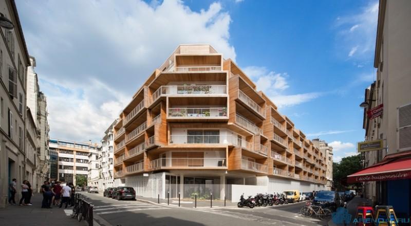Макронисты были обвинены в попытке превращения Парижа в гетто для богатых