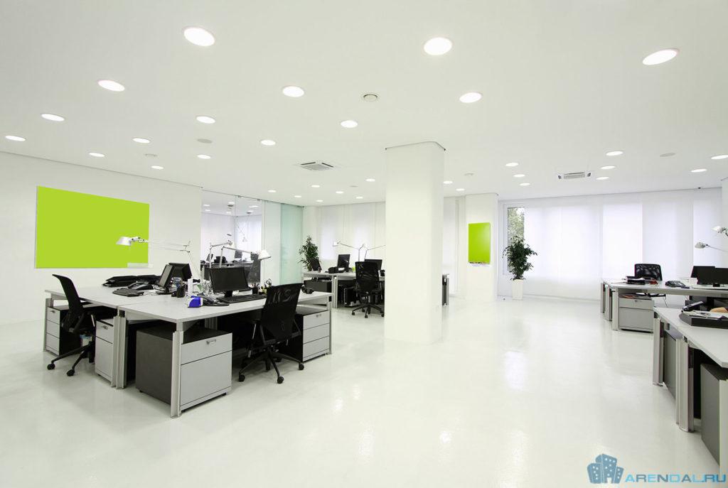 Какое освещение лучше подобрать для офисного помещения