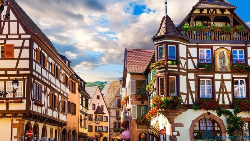 Эльзасские виноградники ждут новых туристов и постоянных жителей