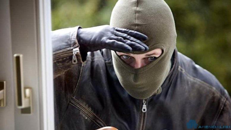 Профилактика домовых краж