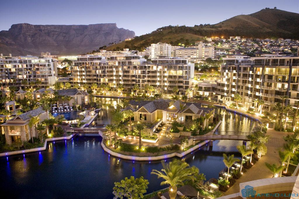 Квартира в Париже или вилла в Кейптауне за ту же цену