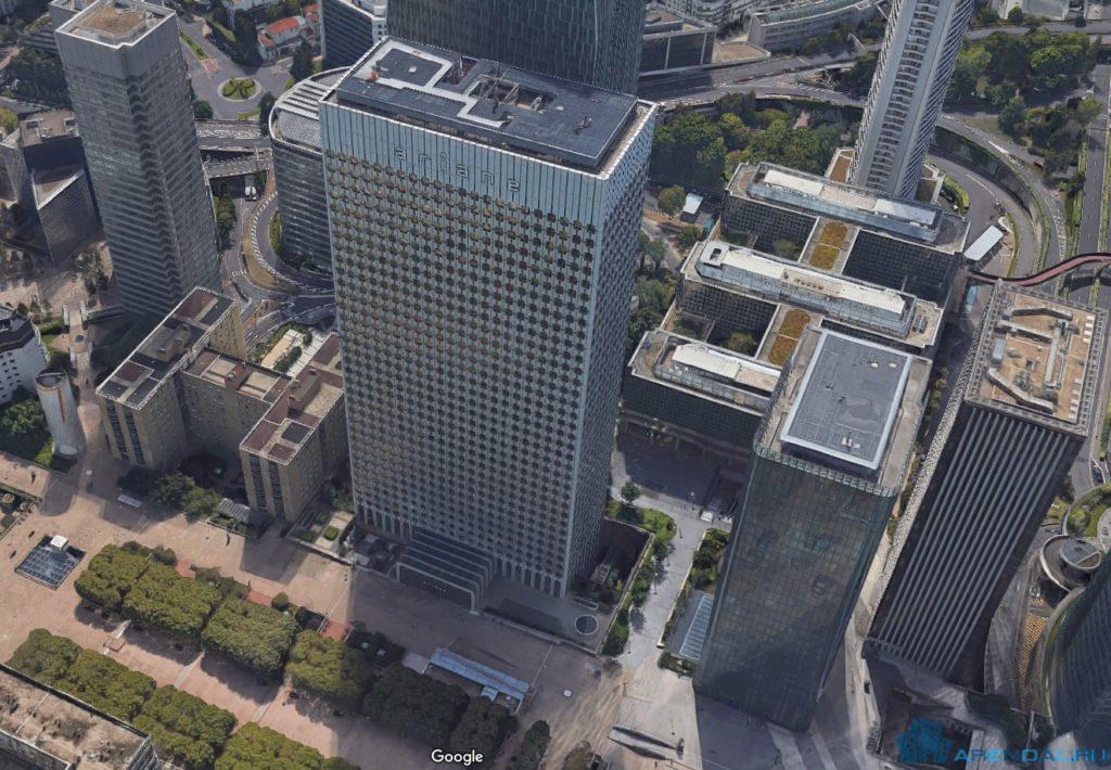 Башня Ariane сменила владельца за 465 миллионов евро