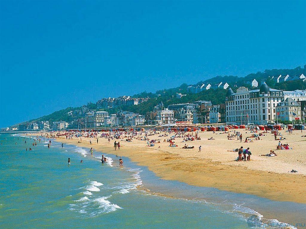 Цены на жильё в городах-курортах морского побережья во Франции