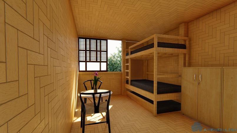 Бамбуковым домам пророчат больше будущее